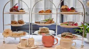 Afternoon Tea At Chiswell Street Dining Rooms