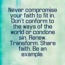 Faithfully Fit February 2014 by You Are Not Made To Fit In U2013 Never Compromise Your Faith Joaynn510