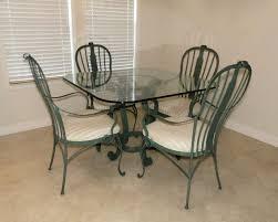 Encore Furniture Gallery-Hooker Furniture Wrought Iron Dining Set
