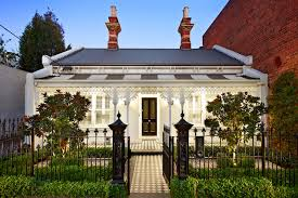 100 Melbourne Victorian Houses Top Of The Hill Residence In