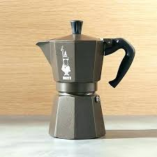 Bialetti Coffee Maker Instructions Packed With 6 Cup Espresso Parts For Produce Astounding Italian