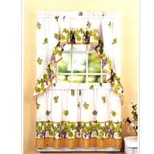 66 best cortinas de cocina images on pinterest kitchen curtains