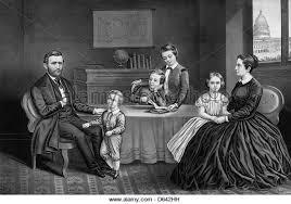 Ulysses S Grant Family Tree Descendants For Kids