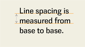 TypeTalk The Complete Guide To Line Spacing