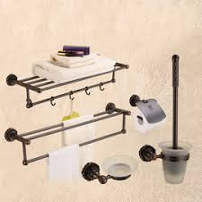 Oil Rubbed Bronze Bathroom Accessories by Cheap Decorative Bathroom Accessories And Hardware Sets Sale