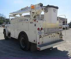 1986 GMC TopKick 7000 Bucket Truck | Item D5685 | SOLD! Tues...