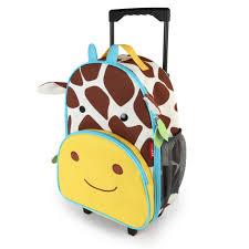 Skip Hop Foam Tiles Zoo by Skip Hop Zoo Little Kids Rolling Luggage Malaysia The Baby Loft
