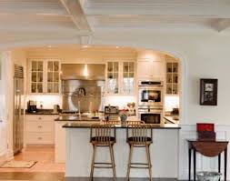 Glamorous Opening Up Kitchen To Dining Room Pictures Best Wall Living