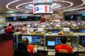 Ubs Trading Floor New York by Global Opportunities Hong Kong