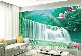 Delightful 3d Wall Painting For Your Bedroom Newest Design Home Decor Wallpaper Murals Bedrooms