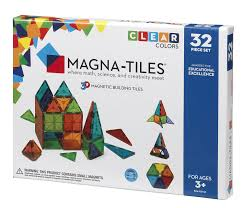 Picasso Tiles Magnetic Building Blocks by Magna Tiles Set Steam Toy Store