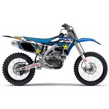 kit déco complet bud racing rockstar 250 yzf 2010 2013 fx motors