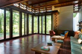 100 Frank Lloyd Wright Houses Interiors How A House Built In New Jersey Ended Up