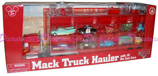Dizdude Com Disney Pixar Cars Mack Truck Hauler With 10 Die Disney ... Cars Disney Mack Truck Lightning Mcqueen Red Deluxe Tayo Playset Buy Online Pixar 2 Toys 2pcs City Cstruction Disneypixar And Transporter Azoncomau Truck Cake Cars Pinterest Cakes Hauler Wood Collection Toysrus Semi Lego Macks Team Itructions 8486 Amazoncom Action Drivers Games Mattel And Multi Cake Cakecentralcom Jada 124 Wb Metals Disney Pixar Cars Mack 98103 Brickreview