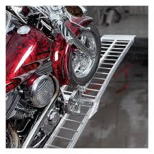 100 Heavy Duty Truck Ramps Trackside Wide Aluminum Folding Ramp Cycle Gear