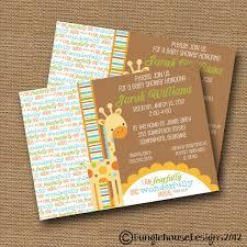 Elephant Baby Shower Invitation Girl Elephant Invite Girl Baby Etsy