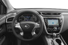 2017 Nissan Murano Platinum in Magnetic Black Metallic for Sale in