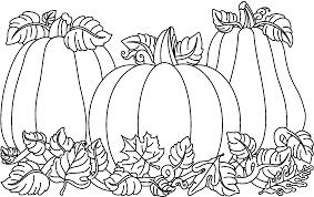 Happy Halloween Clipart Free Black And White – Pumpkin Border Clipart