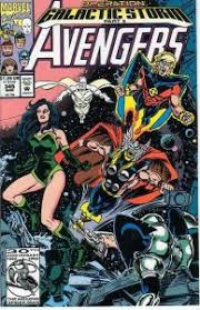 From The Avengers Universe That Included 311 313 And Annual 19 Spotlight 1989 26 29 West Coast 53 55