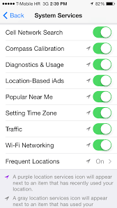 A closer look at Frequent Locations in iOS 7