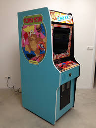 Diy Mame Cabinet Kit by Building A Donkey Kong Arcade Cabinet