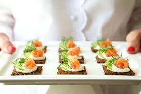 dining canapes recipes goat cheese mousse and smoked salmon canapés the kitchenthusiast