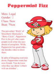 Dora The Explorer Halloween Parade Wiki by Strawberry Shortcake Peppermint Fizz Wiki Hh Profile Peppermint