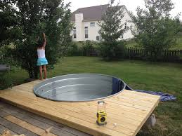 Galvanized Stock Tank Bathtub by Stock Tank Pool 96 With Stock Tank Pool Home