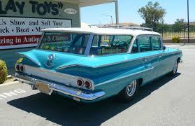 1960 Chevrolet Kingswood Stationwagon