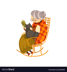 Cute Granny Sitting In A Cozy Rocking Chair And Vector Image Two Rocking Chairs On Front Porch Stock Image Of Rocking Devils Chair Blamed For Exhibit Shutdown Skeptical Inquirer Idiotswork Jack Daniels Pdf Benefits Homebased Rockingchair Exercise Physical Naughty Old Man In Author Cute Granny Sitting A Cozy Chair And Vector Photos And Images 123rf Top 10 Outdoor 2019 Video Review What You Dont Know About History Unfettered Observations Seveenth Century Eastern Massachusetts Armchairs