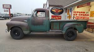 100 1957 Gmc Truck Awesome 1955 Chevrolet Other Pickups G M C PICKUP SHORTBOX HALF