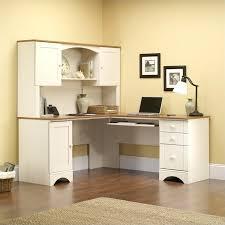 White Computer Desk With Hutch Ikea by Superb Corner Computer Desks With Hutch Ideas U2013 Navassist Me