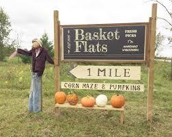 Pumpkin Patch Rice Lake Wi by Basket Flats Seeking Scarecrows For Corn Maze News Apg Wi Com