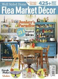 27 best flea market magazines covers images on pinterest flea