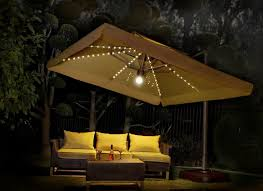 remarkable patio umbrellas with lights better homes and gardens 9