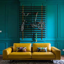 Teal Living Room Walls by Best 25 Mustard Living Rooms Ideas On Pinterest Blue And