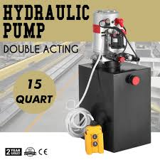 15 QUART DOUBLE Acting Hydraulic Pump Dump Trailer Power Unit Dump ... Monarch Hydraulic Pump For Dump Truck Best Resource Electric Wiring Diagram 3ph Complete Diagrams Gear Kp35b Buy Cheap Power Assisted Find Deals China Rubbish Vehicle 42 Diesel Crane Bucket Garbage 15 Quart Double Acting Trailer Unit Hot Japan Genuine Hm3501 Trucks 705 Hawke Trusted