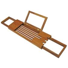 Teak Bath Caddy Au by Bath Cady Cintinel Com