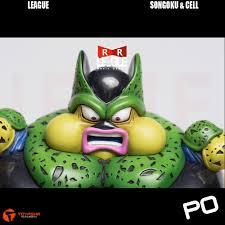 100 Studio Son League Goku Cell