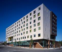100 Holst Architecture Bud Clark Commons ArchDaily