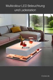 couchtisch beleuchtet ora home led pro led beleuchtung