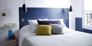 chambre avec tete de lit 10 diy pour fabriquer une tête de lit