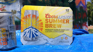 Coors Light Summer Brew Beer Review