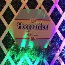 100 Rosee Hoegaarden Rose A Sophisticated Fruity Beer The Ladies Will Enjoy
