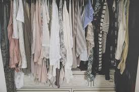 How We Organize Our Closets