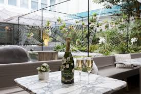100 Hanging Garden Hotel The Sanderson London Launches Enchanted