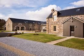 100 Wallhouse Farm Steading Scotland Heron Joinery