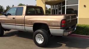 FOR SALE!!! 2000 Dodge Ram 5.9 Cummins Diesel 4x4 Local California ...