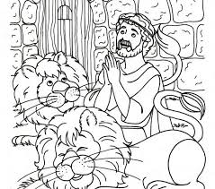 Free Coloring Pages Daniel And The Lions Den Page At Painting Tablet A Part Of 10 Gallery