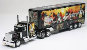 Newray 1/32 Peterbilt 379 Homie Zombies The Collector Semi Truck ...